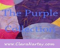 www.ClaraNartey.com - Purple Collection