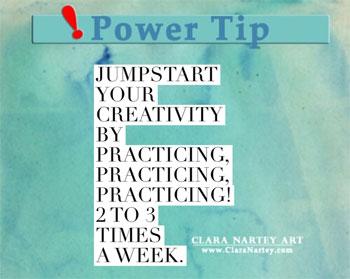 jump start your creativity