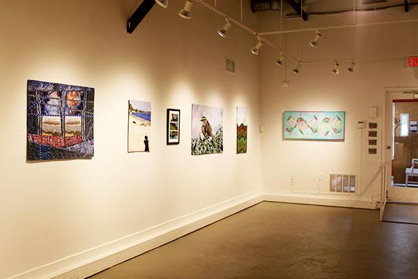 "Guilford Art Center Showing ""Dancing"""