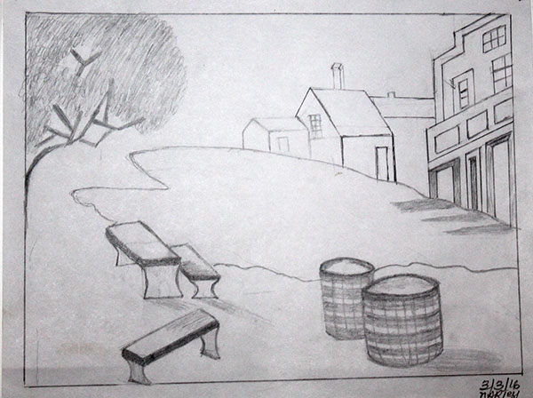 sketchbook practice