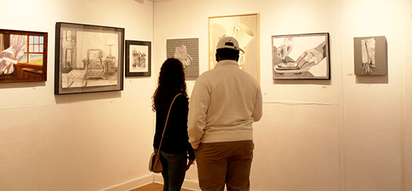 artists opening reception