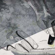Bread & Butter – Black & White Sketch