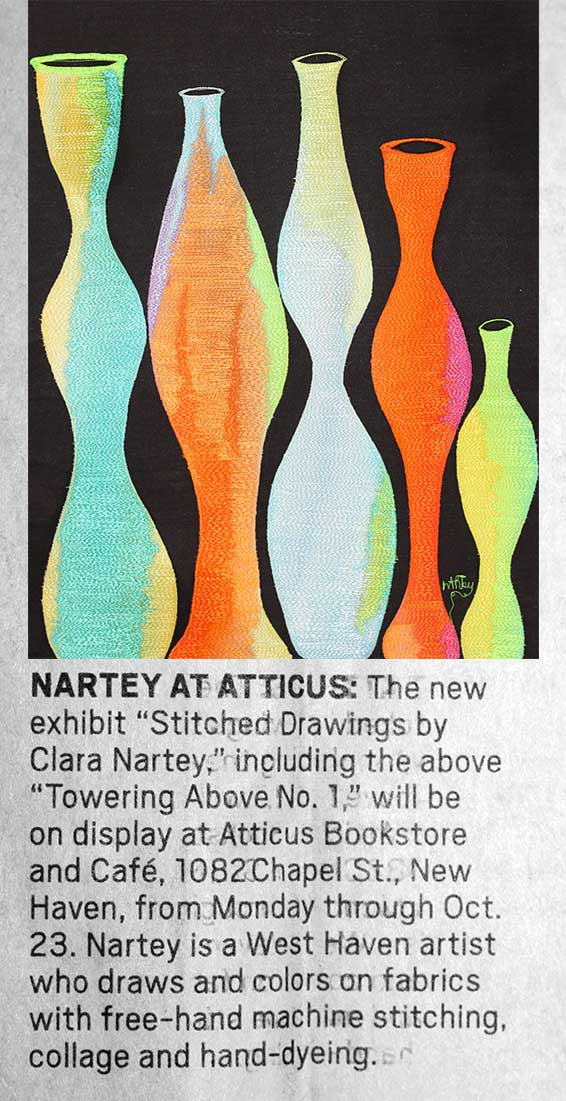 press release to promote your art show