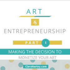 Making The Decision To Monetize Your Creative Work