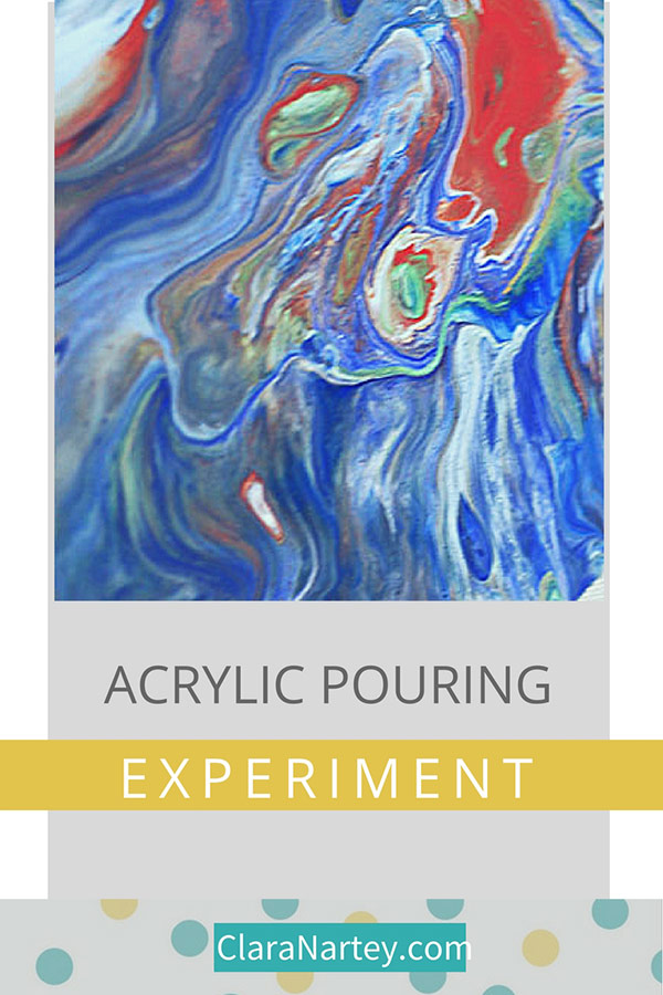 How to do Acrylic Pouring