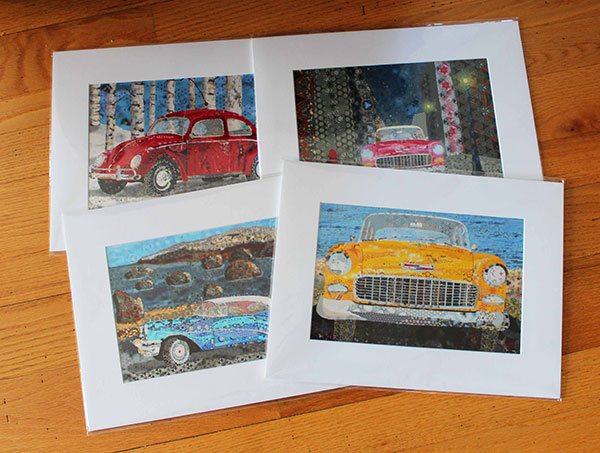 Dawn Allen's business tips for selling art prints