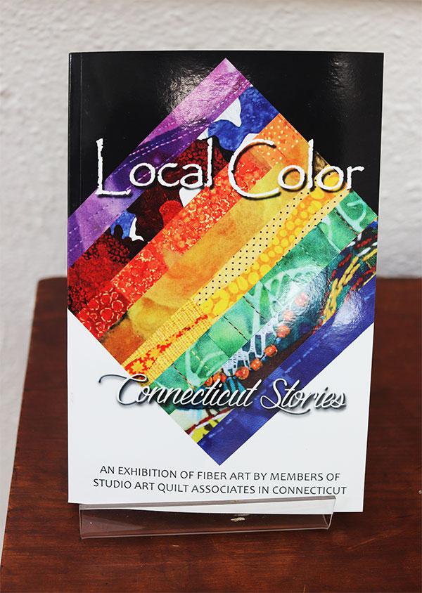 Local Color Catalog at Slater Memorial Museum