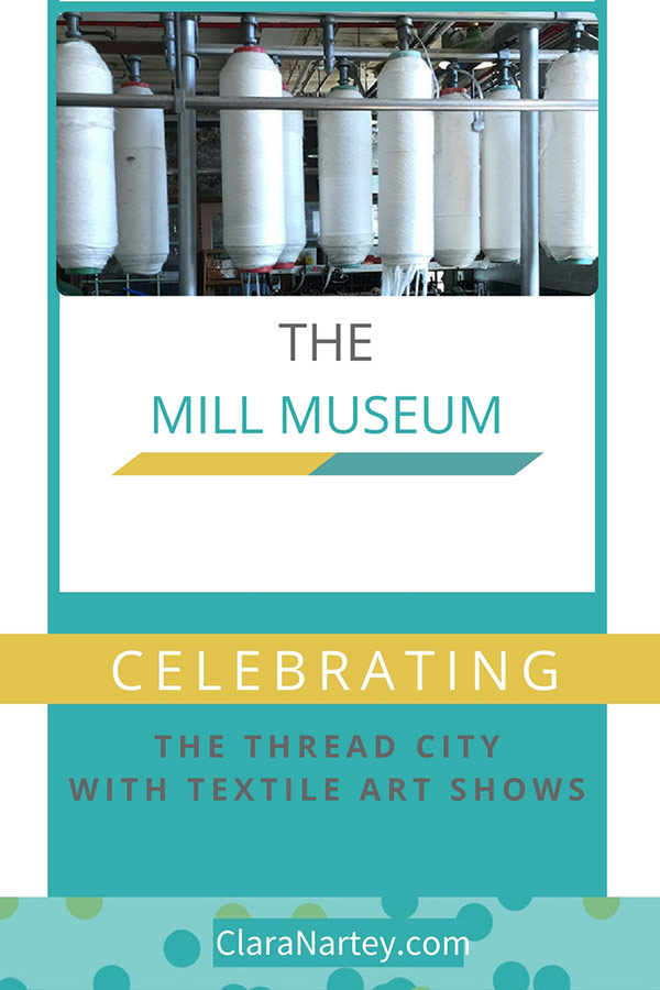 The Mill Museum - Celebrating Textiles