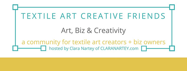 Textile Art Creative Friends Community