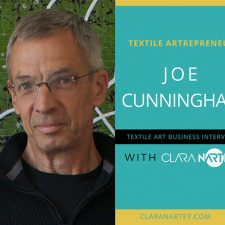 Writing Is Part of a Career in the Quilt Business: Interview with Joe Cunningham