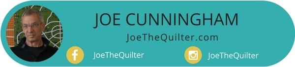 Joe Cunningham use textile to create