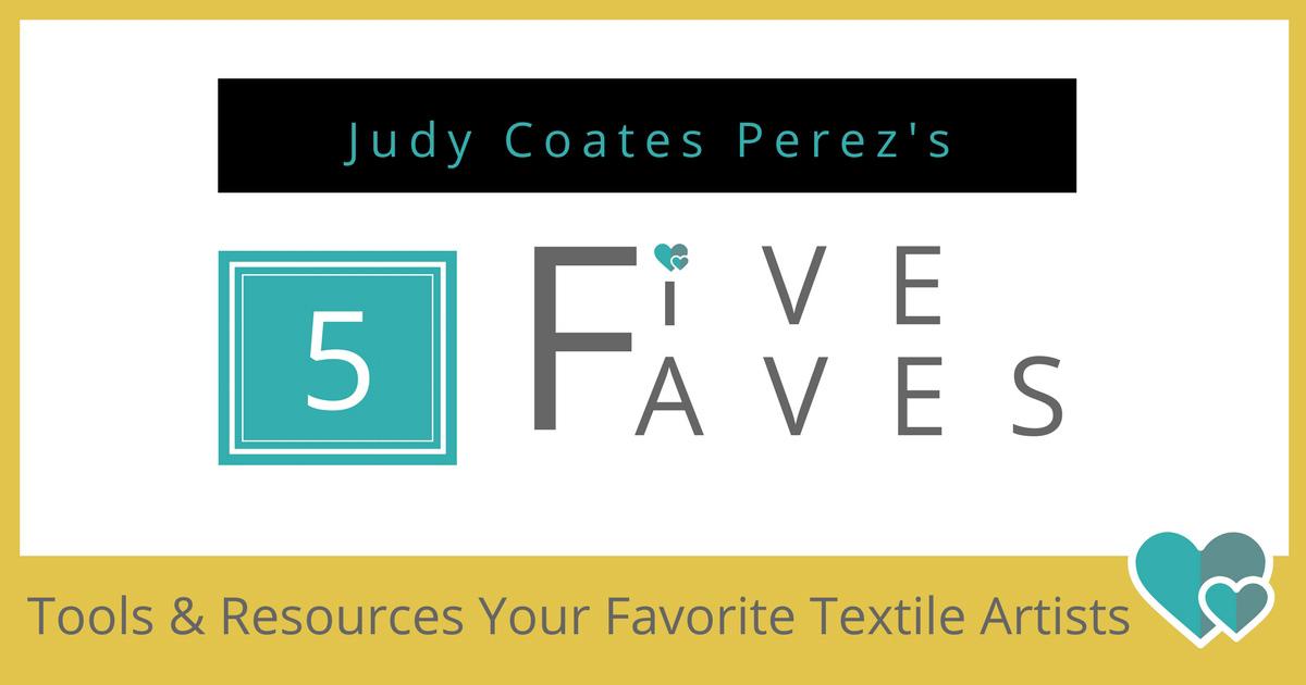 Judy Coates Perez | Best Venues to Teach | Art Quilt Teacher
