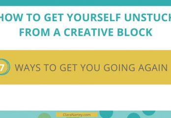 Stuck creatively   Creative Blocks   Get Unstuck
