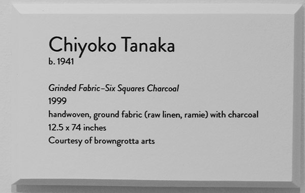 Chiyoko Tanka Handmade- Women Reshaping Contemporary Art