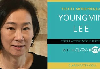Youngmin Lee | Korean Textile Artist