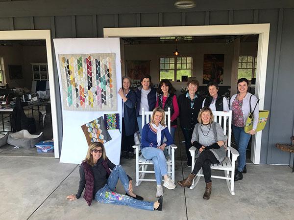 Pokey Bolton   Quilting Arts Magazine   Quilting Arts TV   Publishing Quilt Books   Quilt Retreats   Retreats for Quilt Teachers   