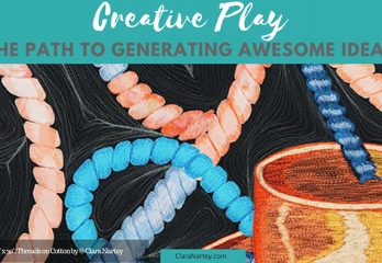Creative Play | Thread Sketching