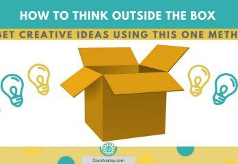 think outside the box | conceptual Blending