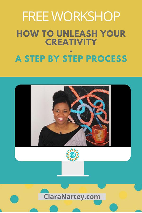 How to Unleash Your Creativity | Free Creativity Workshop
