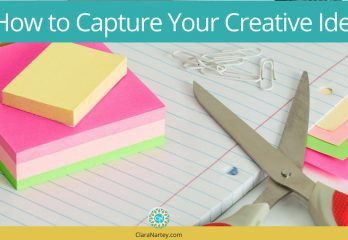 capture your creative ideas | Journaling | Evernote