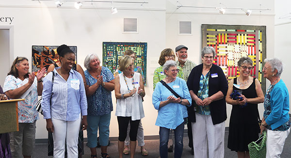 Opening Reception at Windsor Art Center