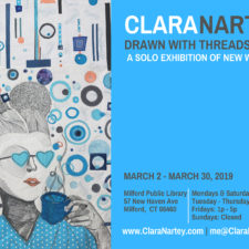 Drawn with Threads- A Solo Exhibition
