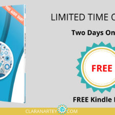 New Book Announcement PLUS Free Offer