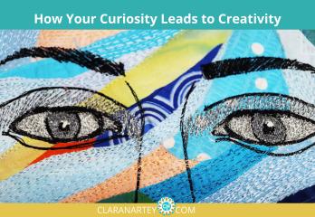 Curiosity Leads to Creativity