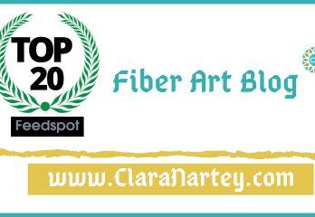 top fiber art blogs, best fiber art blog