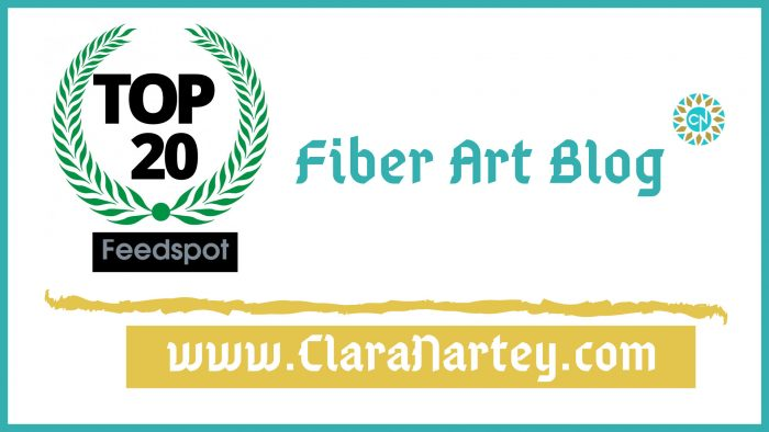 top fiber art blogs, best fiber art blog