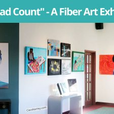 """Thread Count"" – A Fiber Art Exhibition"