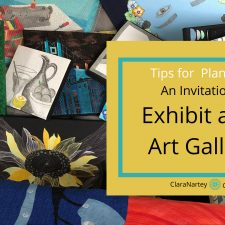 Tips on Putting Together an Invitational Art Exhibit at A Gallery