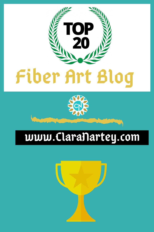 top fiber art blog, best fiber art blogs, best textile art blog