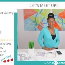Let's Meet Up – Online Branding for Artists Talk