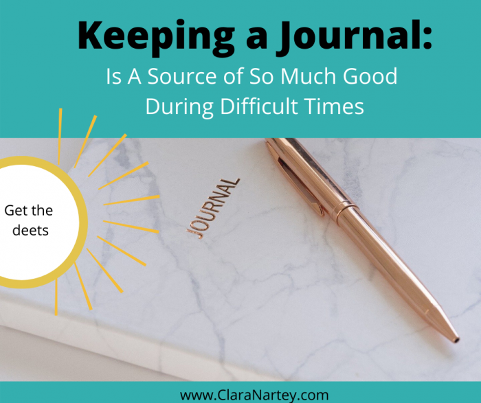 keeping a journal | Daily Journaling