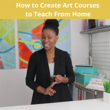 How to Create Successful Online Art Classes