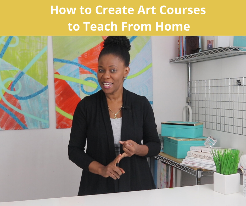 Create Online Art Courses