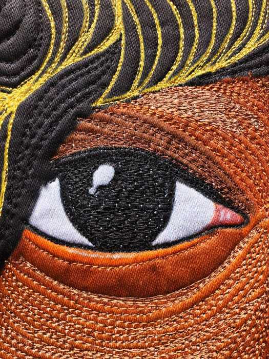 Charleena Lyles   #CharleenaLyles   Textile Art   Fiber Art