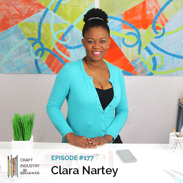 Craft Industry Alliance Podcast | Clara Nartey