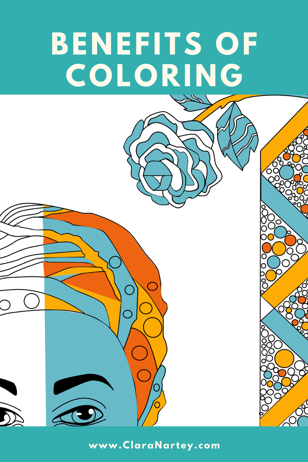 Benefits of Coloring | Adult Coloring pages | Art kit