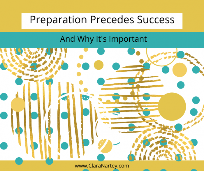 preparation for success