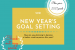 Goals | Goal Setting| 2021 Goals