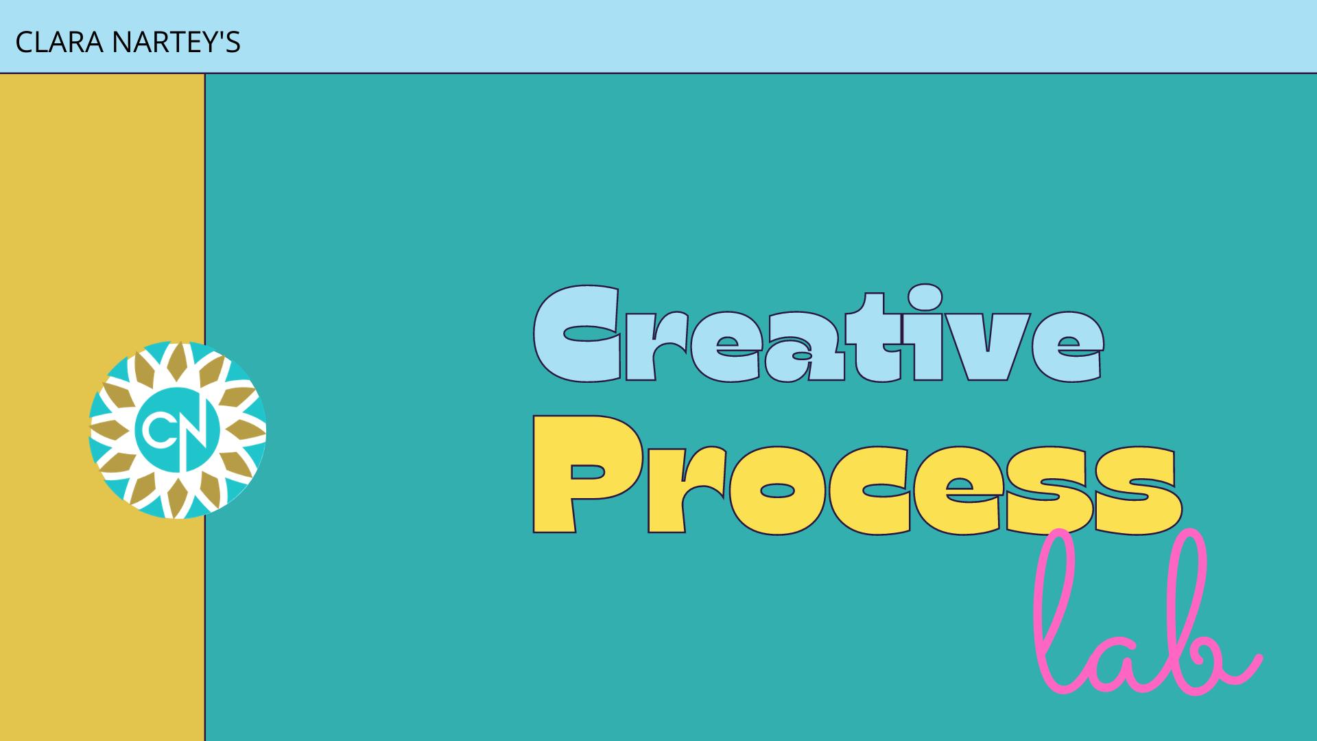 Creative Process Lab